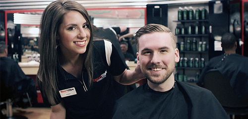 Sport Clips Haircuts of Hoover at The Grove ​ stylist hair cut